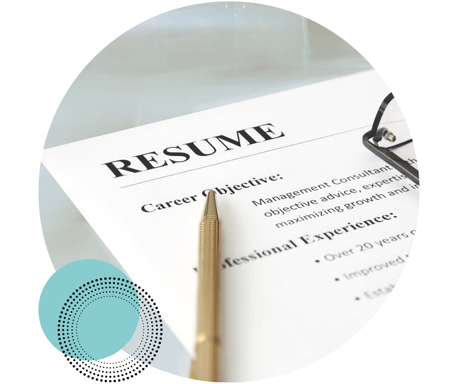 Get Noticed - Resume & Cover letter package