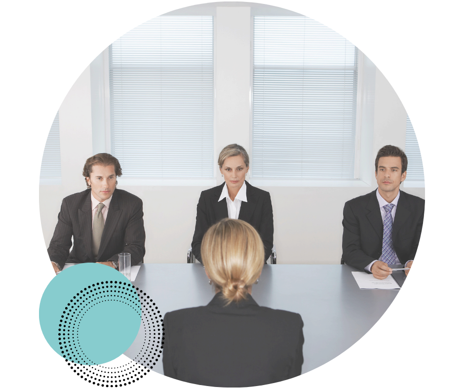 job interview selection panel for government job public service job